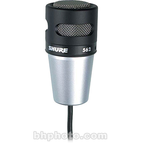 Shure 562 Cardioid Lo-Z Microphone
