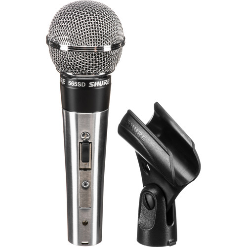 Shure 565SD-LC Classic Unisphere Vocal Microphone