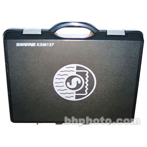 Shure A137C Carrying Case