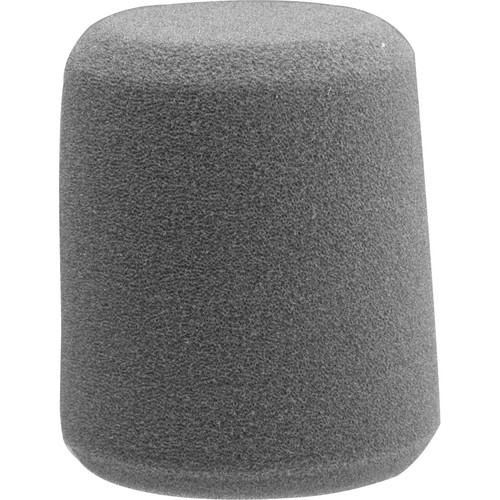 Shure A1WS Foam Windscreen for 10A, Beta56 and 515 Series Microphones - Gray