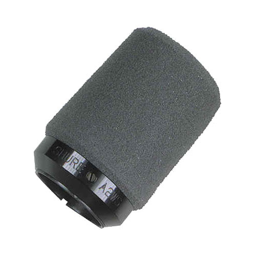 Shure A2WS - Windscreen for SM57, SM77 & 545 Series Handheld Microphones (Gray)