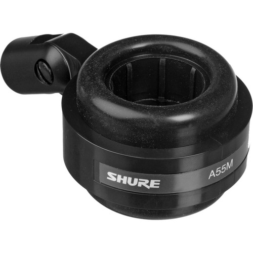 Shure A55M Isolation and Swivel Shock Stopper Microphone Mount