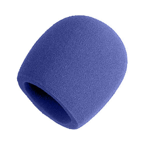 Shure A58WS-BL - Blue Windscreen for Ball Mics