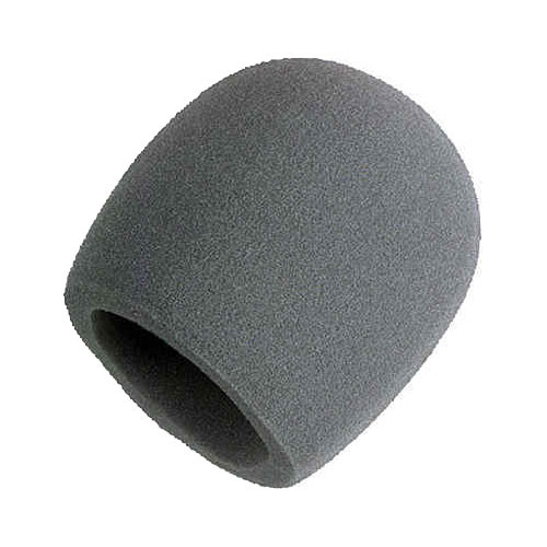 Shure A58WS - Gray Windscreen for Ball Mics