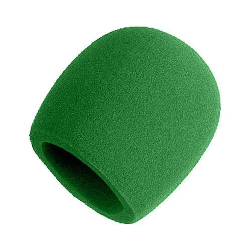 Shure A58WS-GR - Green Windscreen for Ball Mics