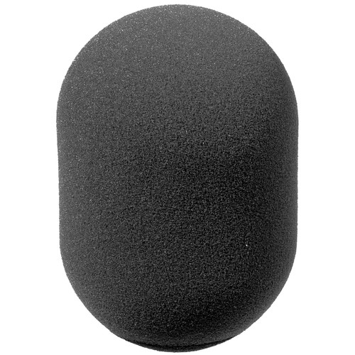 Shure A81WS - Large Foam Windscreen for the Shure SM81 and SM57 Microphones