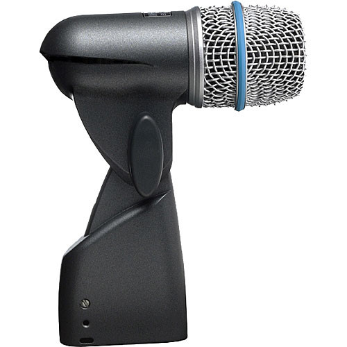 Shure BETA 56A - Super Cardioid Instrument Microphone