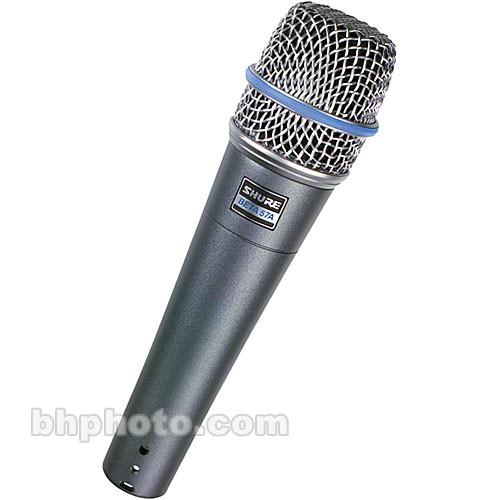 Shure Beta 57A Microphone