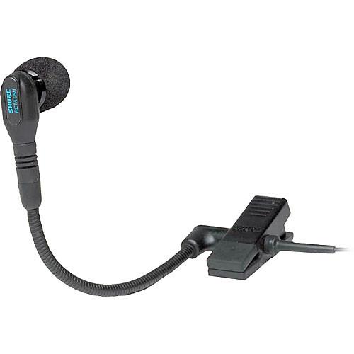 Shure BETA-98H/C - Clip-On Condenser Microphone