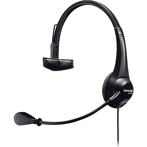 Shure BRH31M Single-Sided Lightweight Broadcast Headset