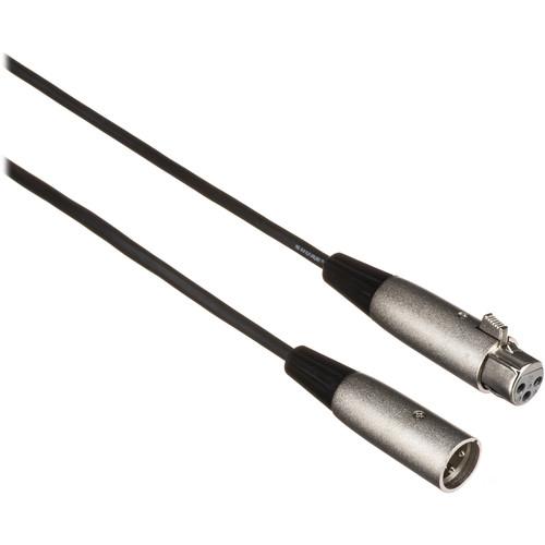 Shure C100J Hi-Flex Microphone Cable - 100 ft