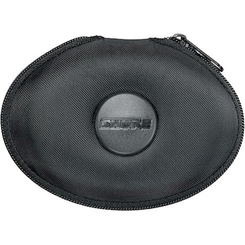 Shure PA628 - Oval Zippered Earphone Case