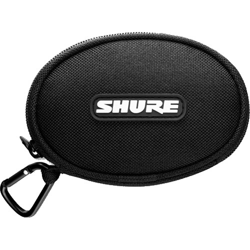 Shure PA325 - Round Earphone Case for E4c and E5c