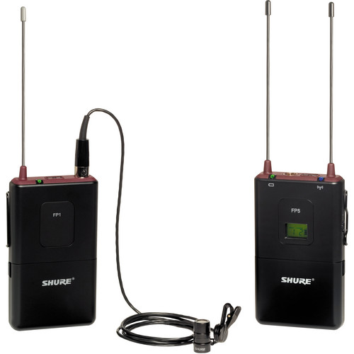 Shure FP Wireless Bodypack System (L4 / 638 - 662MHz)