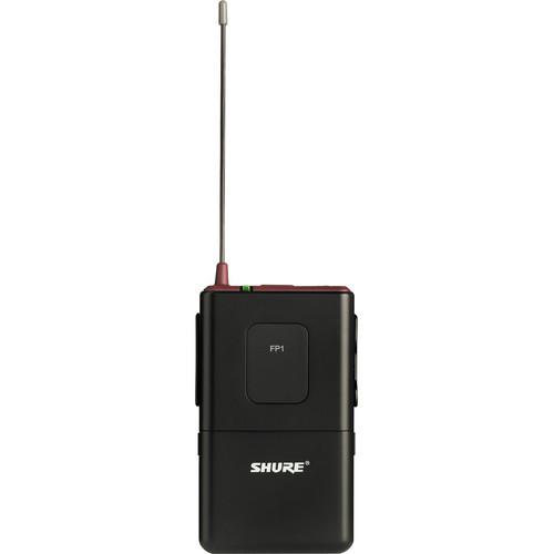 Shure FP1 Wireless Bodypack Transmitter (G4: 470 - 494 MHz)