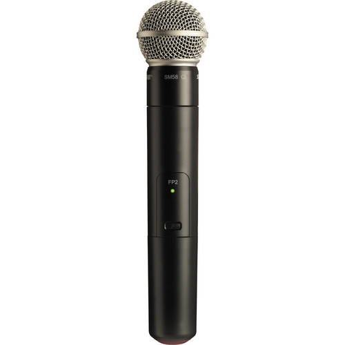 Shure FP2 Wireless Handheld Transmitter (J3: 572-596 MHz)