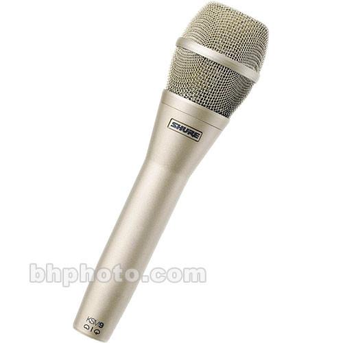 Shure KSM9 Handheld Microphone