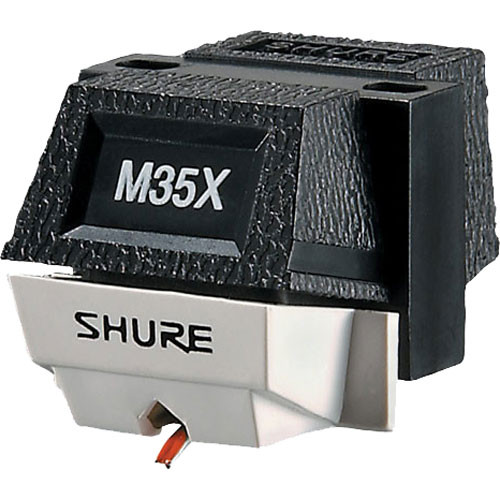 Shure M35X DJ Turntable Cartridge