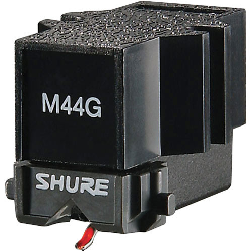 Shure M44G Competition and Mix Turntable Cartridge