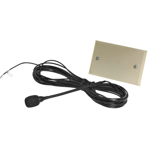 Shure MX202BP/N - Overhead Mic without Cartridge