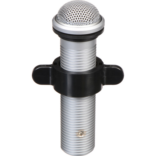 Shure MX395 Microflex Boundary Microphone (Omnidirectional) (Brushed Aluminum)