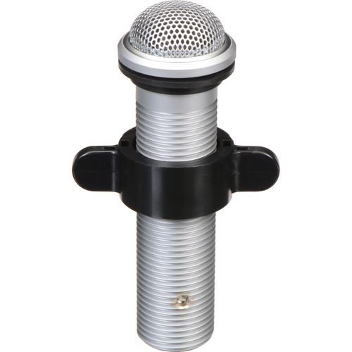 Shure MX395 Microflex Boundary Microphone (Omnidirectional) (Brushed Aluminum)
