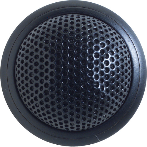 Shure MX395 Microflex Boundary Microphone (Figure 8) (Black)