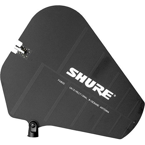 Shure PA805SWB Directional Antenna for PSM Systems (470-952MHz)