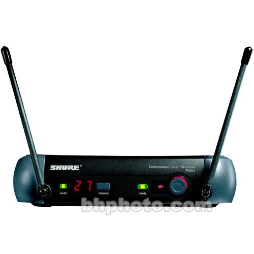 Shure PGX-4 UHF Diversity Wireless Microphone Receiver