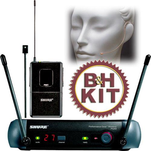 Shure PGX Series Wireless Microphone Kit