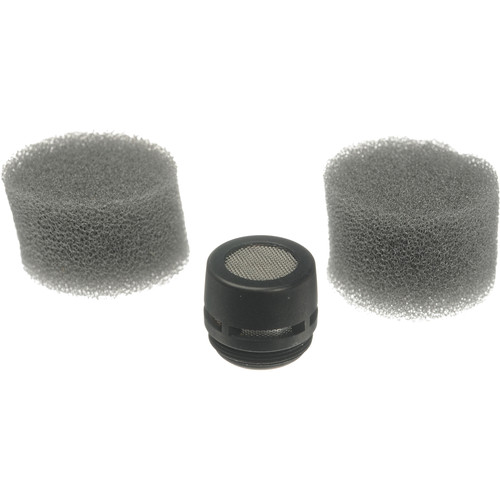 Shure R185BQ - Replacement Cardioid Cartridge for WL185 Microphone (Black)