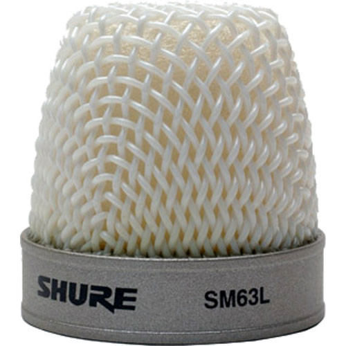 Shure RK367G Replacement Grill for the Shure SM63L