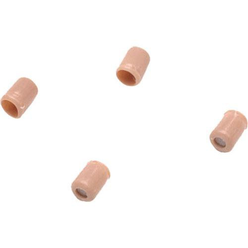 Shure RPM240  Flat Cap for WCE6T and WCB6T  (Tan) (4-Pack)