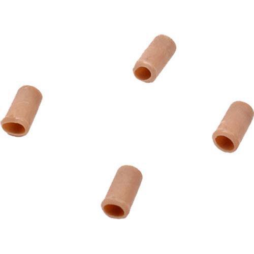 Shure +8dB Protective Cap for Countryman Earset & Micro-Lav Mic (4-Pack, Tan)