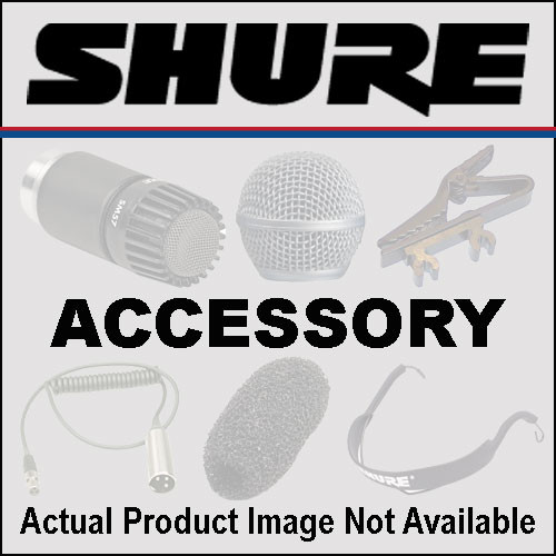 Shure Windscreen for EasyFlex Overhead (Gray)(4 Pack)