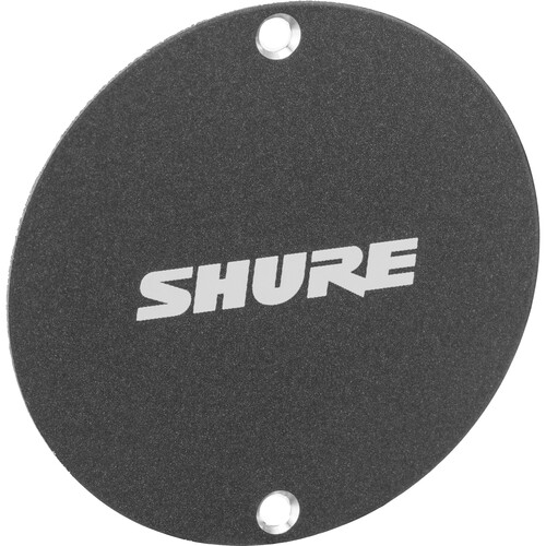 Shure RPM602 Switch Cover Plate for SM7A and SM7B Broadcast Microphones