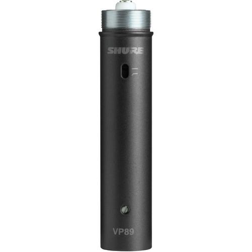 Shure RPM89 Shotgun Preamplifier for VP89 & SM89 Microphones