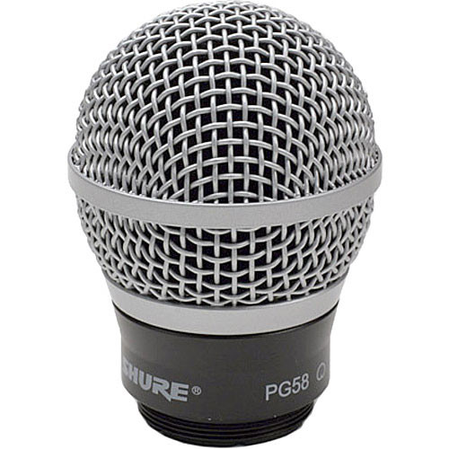 shure rpw110 dynamic replacement element for shure pg58 rpw110. Black Bedroom Furniture Sets. Home Design Ideas
