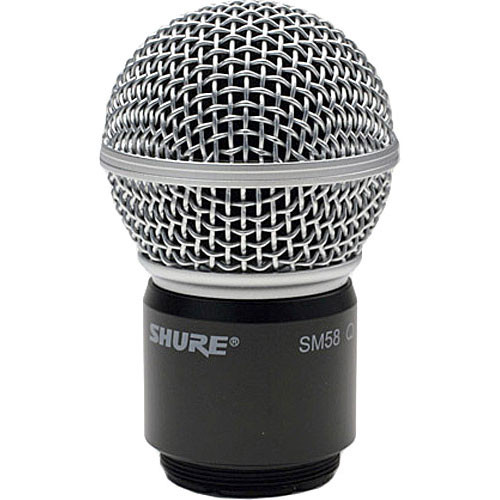 Shure RPW112 Dynamic Replacement Element for Shure SM58 Microphone Transmitters