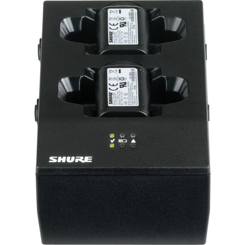 Shure SBC200 Transmitter & Battery Charger
