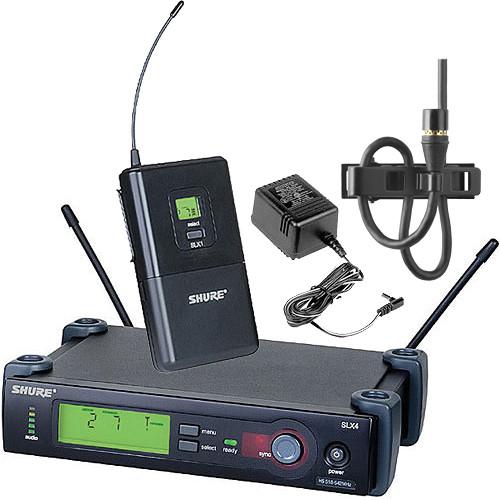 Shure SLX Series Wireless Microphone System (G5 / 494 - 518MHz)