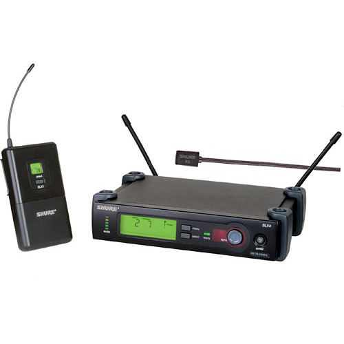 Shure SLX Series Wireless Microphone System (G4/470 - 494MHz)