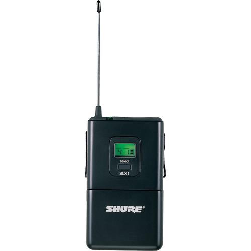 Shure SLX1 Bodypack Transmitter (H5: 518 - 542 MHz)