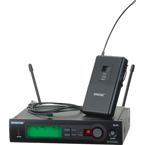 Shure SLX Series Wireless Microphone System