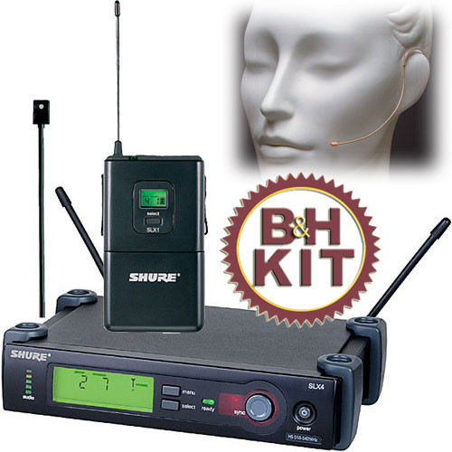 Shure SLX Series Wireless Microphone System