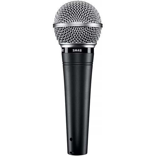 Shure SM48-LC Vocal Microphone