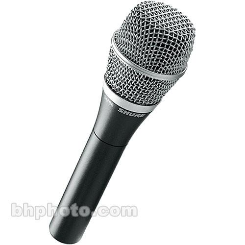 Shure SM86 - Cardioid Condenser Handheld Microphone