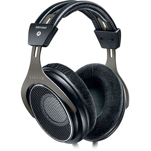 Shure SRH1840 Professional Open-Back Stereo Headphones