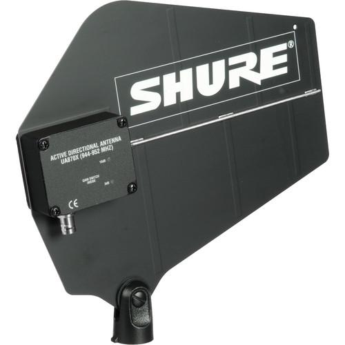Shure UA870x Active Antenna (944 - 952MHz)
