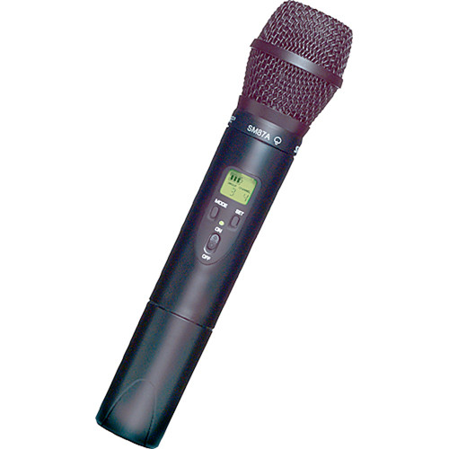 Shure ULX2/87 (J1) UHF Handheld Transmitter with SM87A Microphone Head